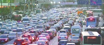 城市交通十大陋习