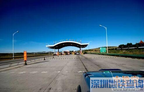 惠大高速已进入冲刺阶段 将连接省内7条高速