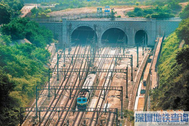 广深港高铁开始联调联试 福田站将先开通到广州高铁