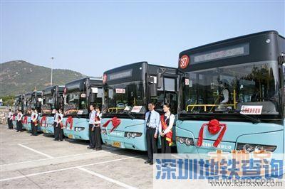 """东部公交开通新能源线路44条 将打造""""eBUS""""APP"""