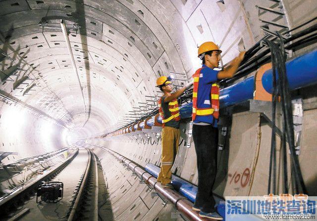 深圳地铁最新进展 11号线年底试跑9号线实现轨通