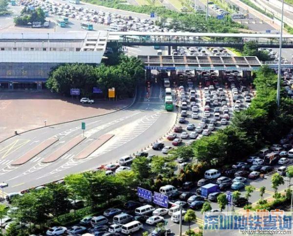 深圳梅林关南头关有多塞?交通改善工程如何实施?