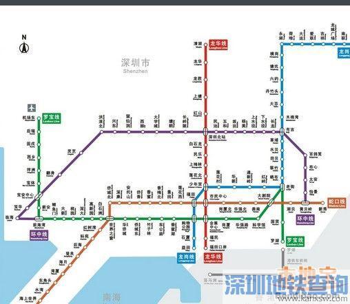 深圳地铁7,、9、11号线提前完成全线轨通 明年开通