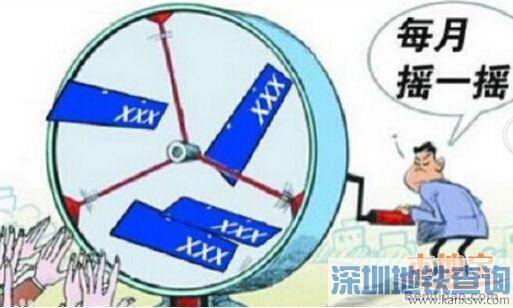 深圳市11期汽车摇号指标3333个车牌竞价指标4139个