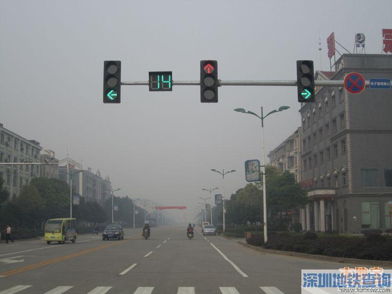 深圳信号灯配时可查询 夜间减少等红灯时间