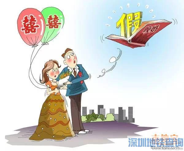 广东产假最低128天 婚假仅有3天