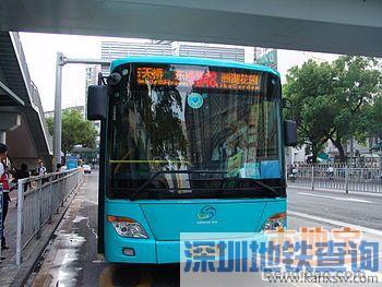 深圳春运期间25条公交延长运营时间表一览