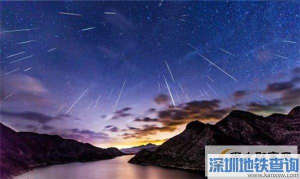天龙座流星雨今晚光临地球:中国可见