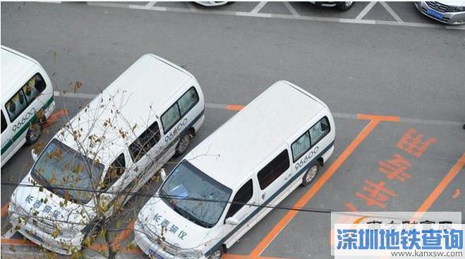 """长春现灵车专用车位是怎么回事?私家车敢停吗? 市民称""""太惊悚"""""""