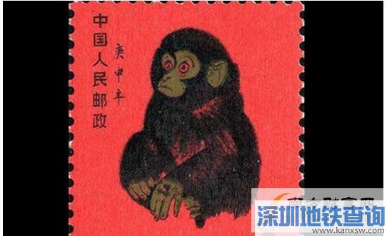 1980年猴票最新价格市场行情火热 猴票价格最新查询 2016猴票图片