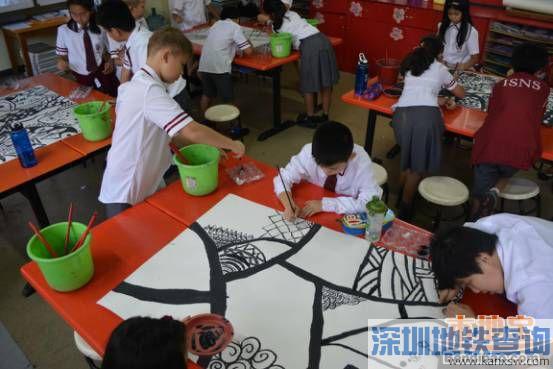 南山再添一所国际新校园 在校生600余人
