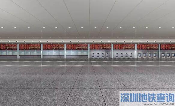 南京火车站南广场售票大厅封闭施工 购票退票改签地点换了