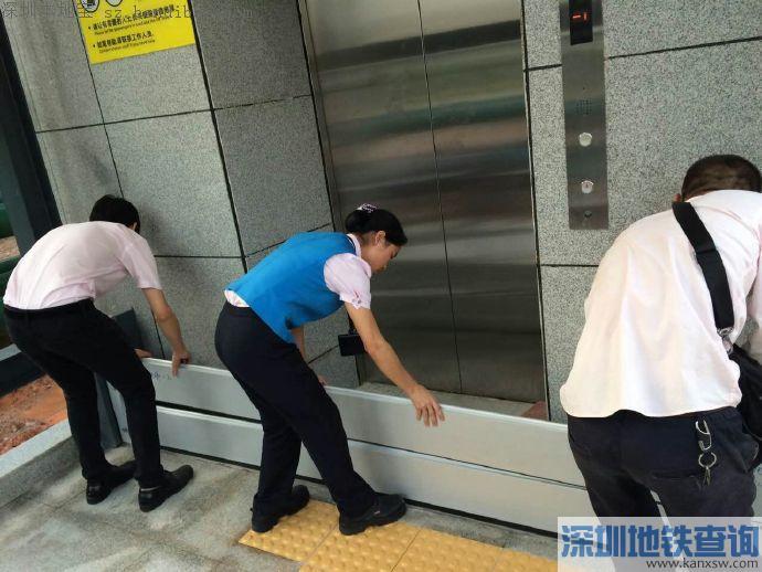 深圳地铁4号线21日受台风影响行车间隔调整 其他线路正常运营