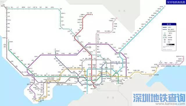 北京地铁规划图2030年