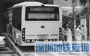深圳优点巴士线路年内拓至百条 年底实现公交全面电动化