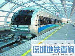 深圳地铁9号线银湖站首末车时间、发车间隔 银湖地铁站出入口、公交换乘信息