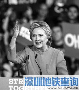 美国大选最新消息