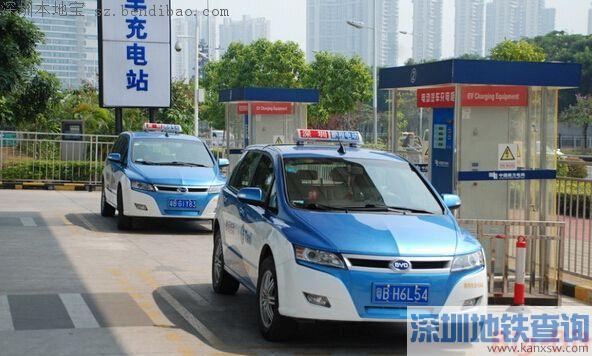 深圳交通调整消息:空载的士继续在这些地方限行