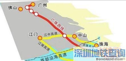 广中江高速公路均安段通车时间 预计2016年底