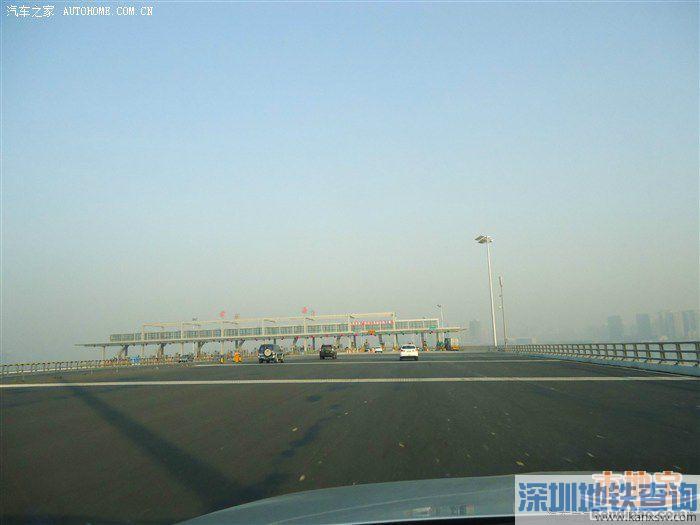 广深沿江高速将连通深圳机场 已向省交通运输厅提出申请