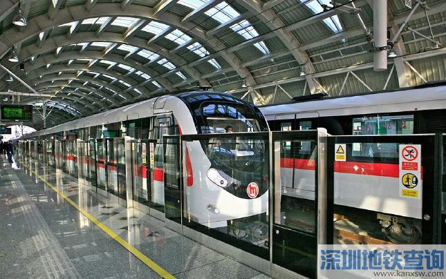2018地铁规划图深圳