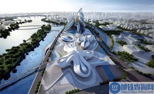 长沙新地标:独具特色的10大新建筑一览