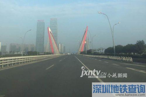 12月起南昌启用这三条路的公交专用道 分时段管理