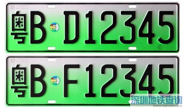 公安部:12月1日起5城市将启用新能源汽车专用牌照