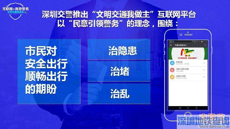 深圳交通问题可以微信投诉 每条都有回复有现金奖励