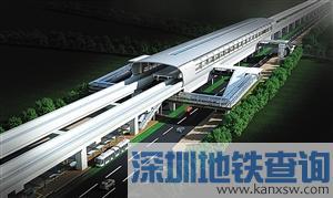 深圳龙华有轨电车票价最高3元 3条有轨电车实行一票制全线途经多个区域