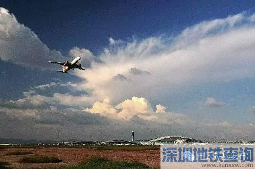 白云机场第三跑道于2016年12月8日23:59起恢复使用