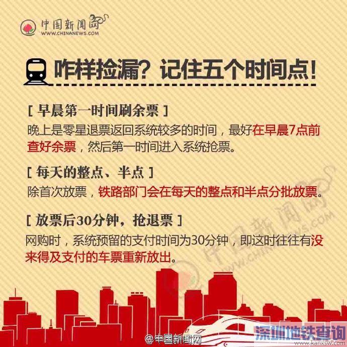 2017春节近六成火车票网上购买将无需验证(附抢票攻略)