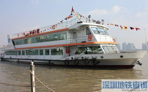 武汉汽渡航道淤塞今日停航全力清淤