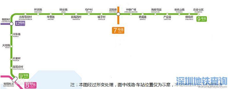 青岛地铁9号线规划站点有哪些?青岛地铁九号线站点名称及分布