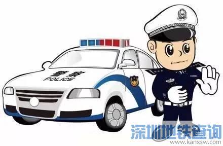 12月19日起广州交警在全市开展交通违法大整治行动