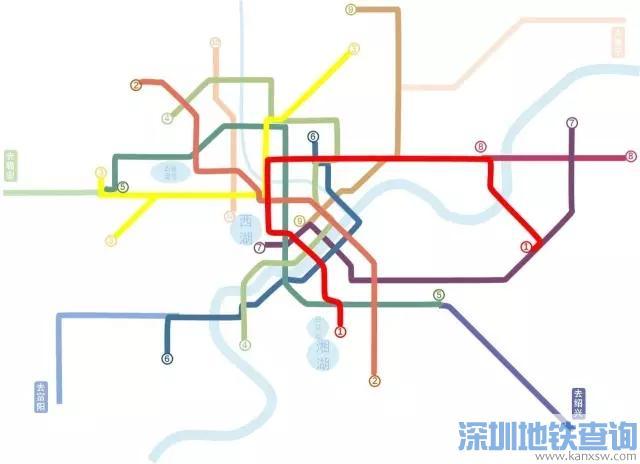 杭州地铁三期10条线路获批 计划亚运会前建成