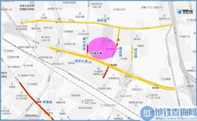 天津2016圣诞节交通出行预测报告 易堵路段时间段一览