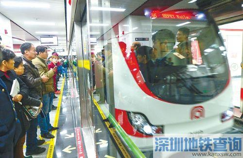 安徽省首条轨道交通合肥一号线运营