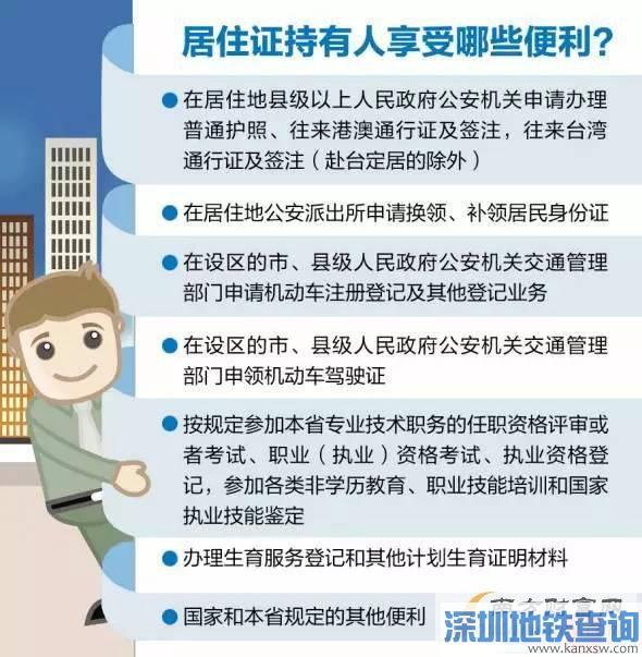 厦门居住证有什么作用可享受哪些便利?厦门居住证12月1日起开始申领
