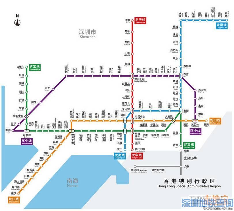 深圳地铁2号线2月25日起提速 运营时间有变动