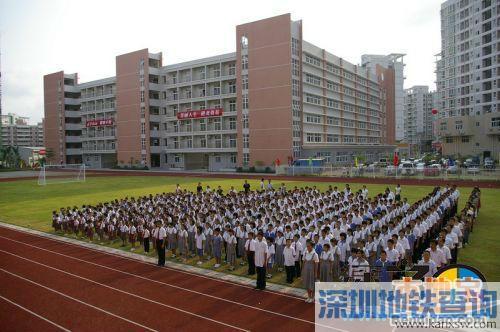 龙华新区将增公办学位3万 深高龙华校区办学确定