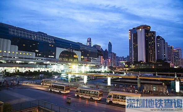 深圳火车站515调图有什么变化?坐高铁可直达17省会