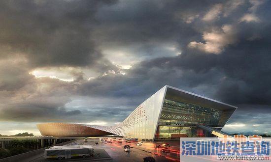 莲塘口岸跨境桥工程昨日施工 预计2018年可开通