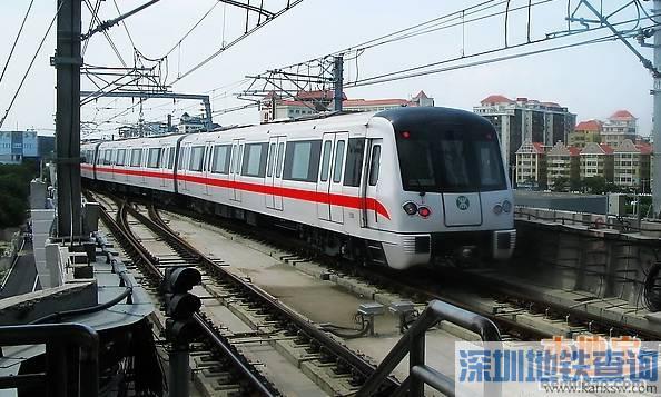 深圳地铁6号线6月全面动工 预计4年内建成通车