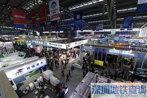 第十八届高交会深圳举办 时间为11月16日到21日