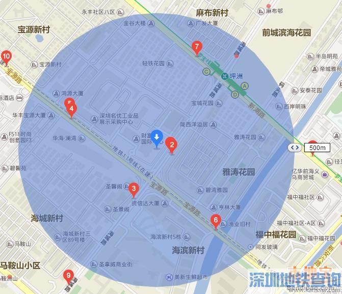 深圳时代城购物广场在哪里