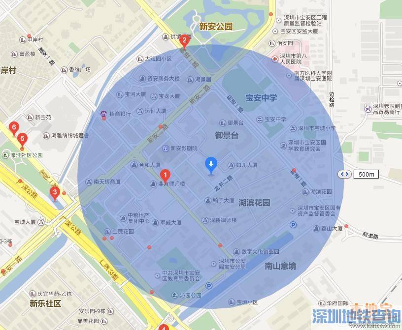 深圳宝安科技馆在哪里