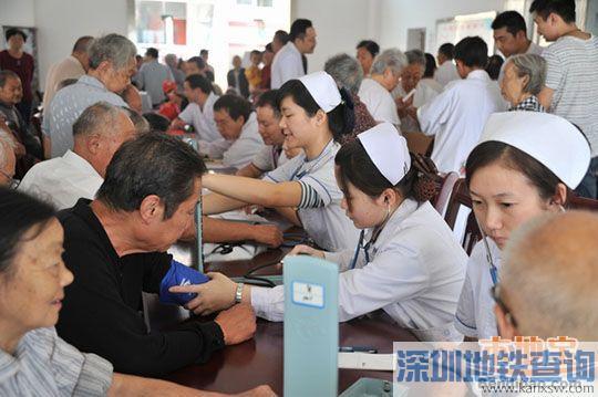 深圳公立医院调价征求意见 医疗费是升还是降?