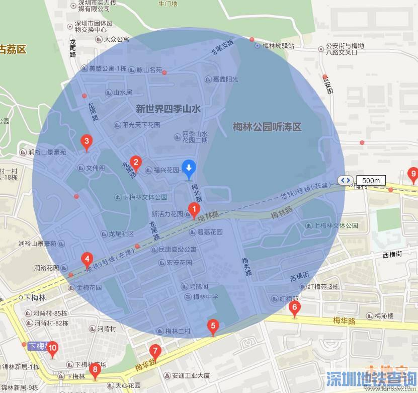 南开大学深圳金融工程学院在哪里?怎么去?