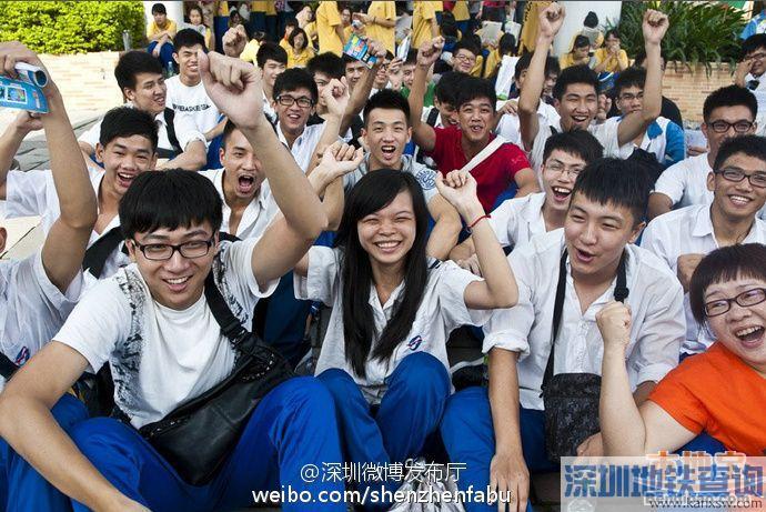 2016年广东高考考生73.3万人 高考录取率将提高